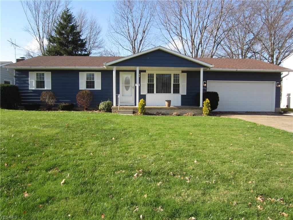 296 Cherry Valley Drive, Amherst, OH 44001 - #: 4242267