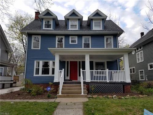 Photo of 2879 Coleridge Road, Cleveland Heights, OH 44118 (MLS # 4191277)