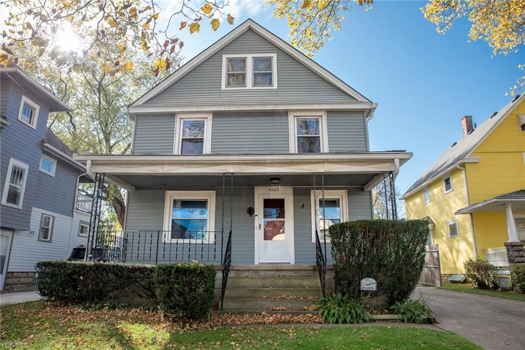 4223 Mapledale Avenue, Cleveland, OH 44109 - #: 4237288
