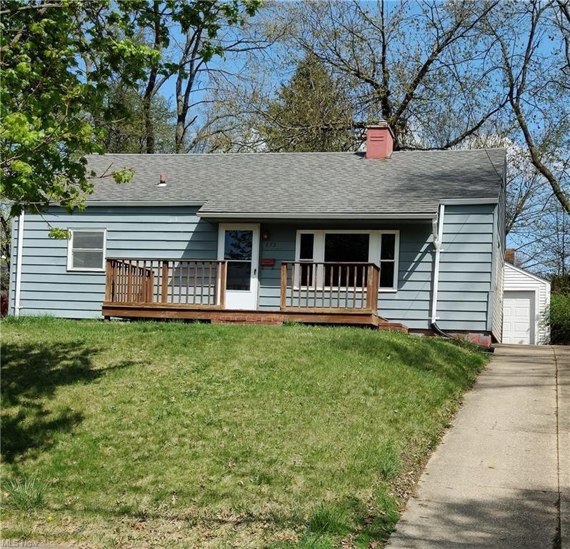 873 Kickapoo Avenue, Akron, OH 44305 - #: 4270288