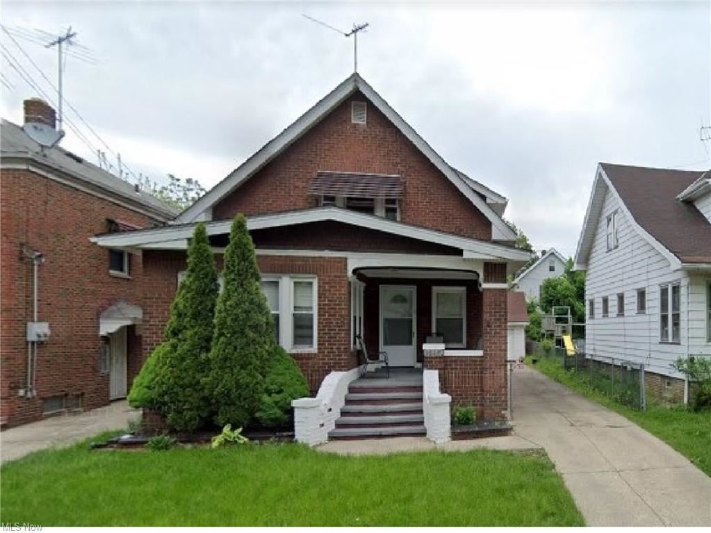 1217 E 170th Street, Cleveland, OH 44110 - #: 4257299