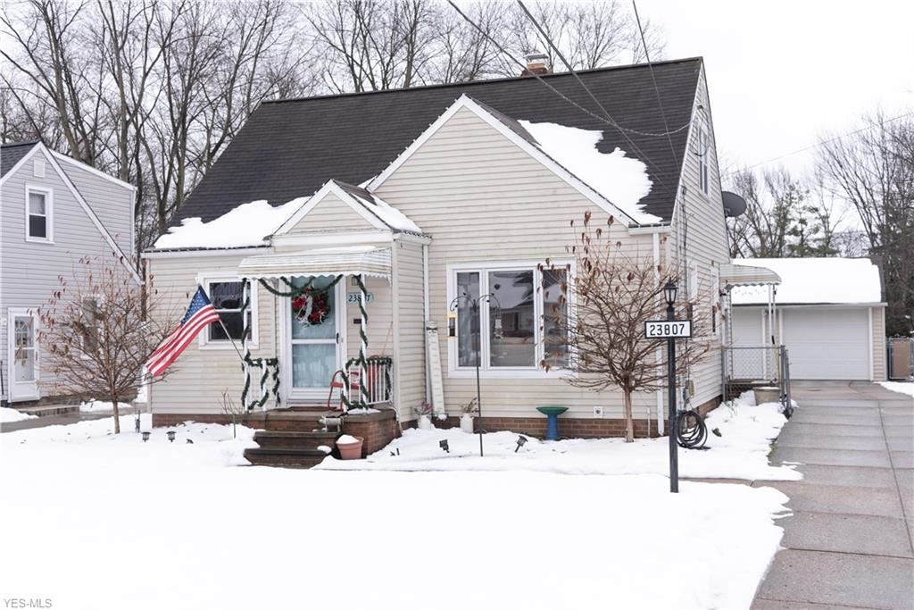 23807 Elm Road, North Olmsted, OH 44070 - #: 4244310