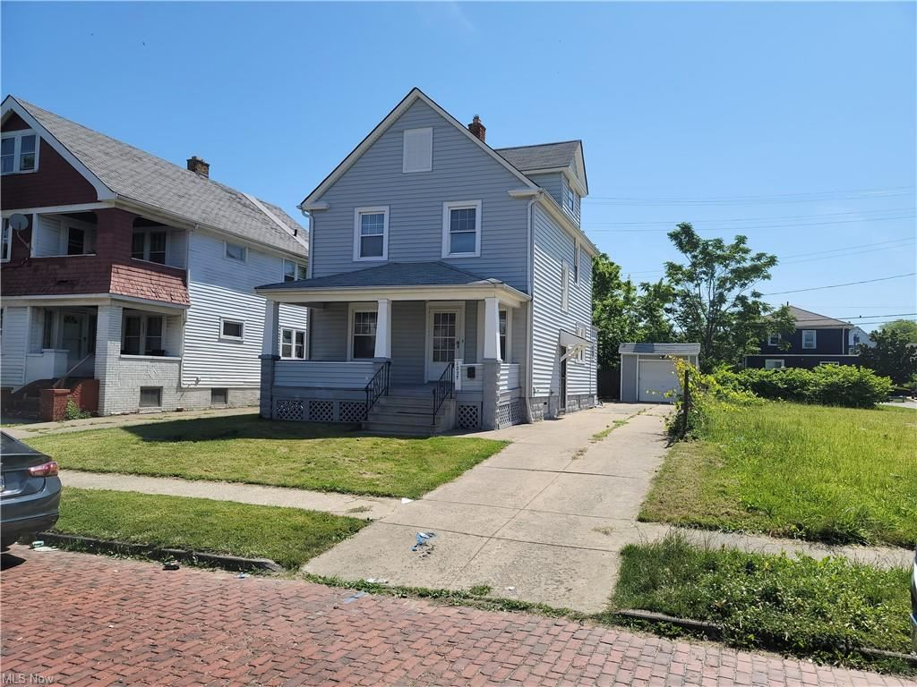 1237 E 169th Street, Cleveland, OH 44110 - #: 4292323