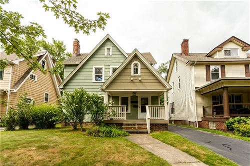 Photo of 3478 Northcliffe Road, Cleveland Heights, OH 44118 (MLS # 4211328)