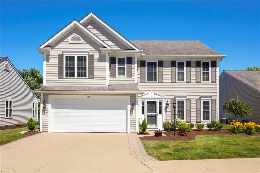 1419 Ledgewood Lane, Avon, OH 44011 - #: 4289331