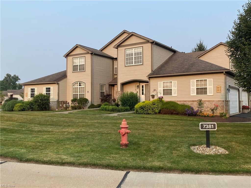 7381 Forest Cove Lane #B, Northfield, OH 44067 - #: 4300333