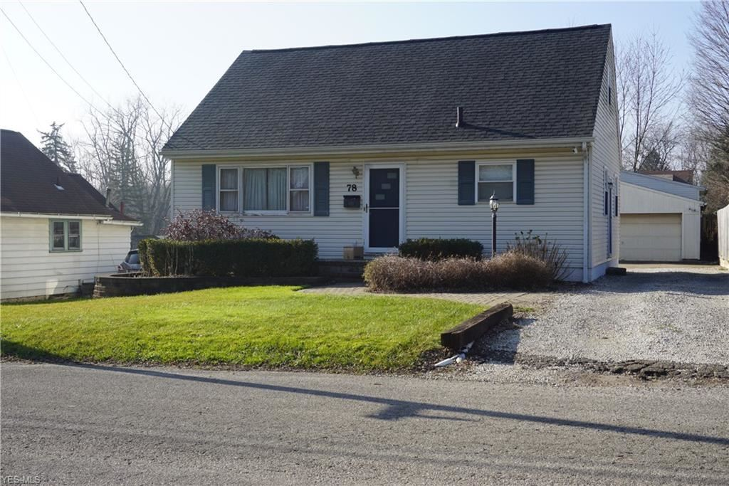 78 28th Street NW, Barberton, OH 44203 - #: 4245336