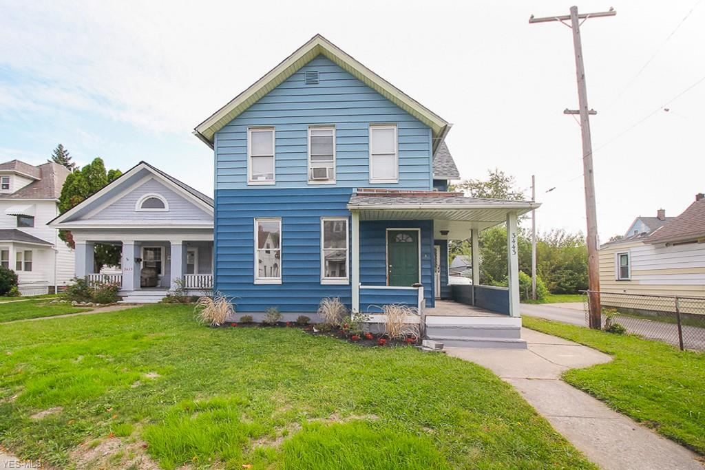 3443 Fulton Road, Cleveland, OH 44109 - #: 4228347