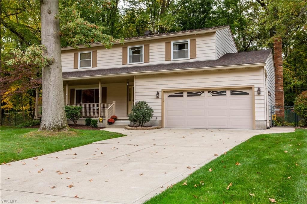 9460 Basswood Drive, Olmsted Falls, OH 44138 - #: 4232349