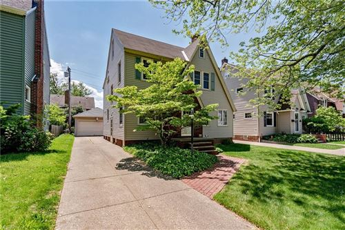 Photo of 17414 Harland Avenue, Cleveland, OH 44119 (MLS # 4287356)