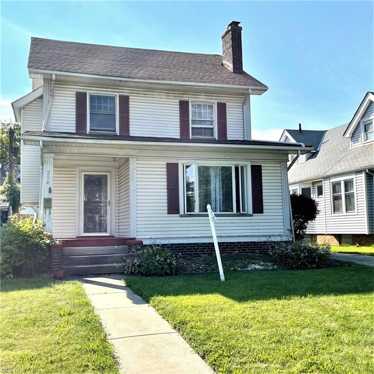 294 E 150th Street, Cleveland, OH 44110 - #: 4315357