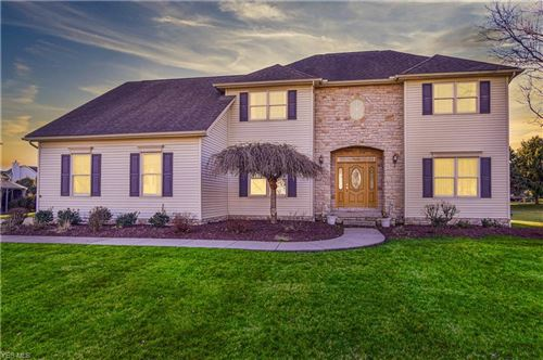 Photo of 8125 Hunting Valley Drive, Boardman, OH 44512 (MLS # 4169363)