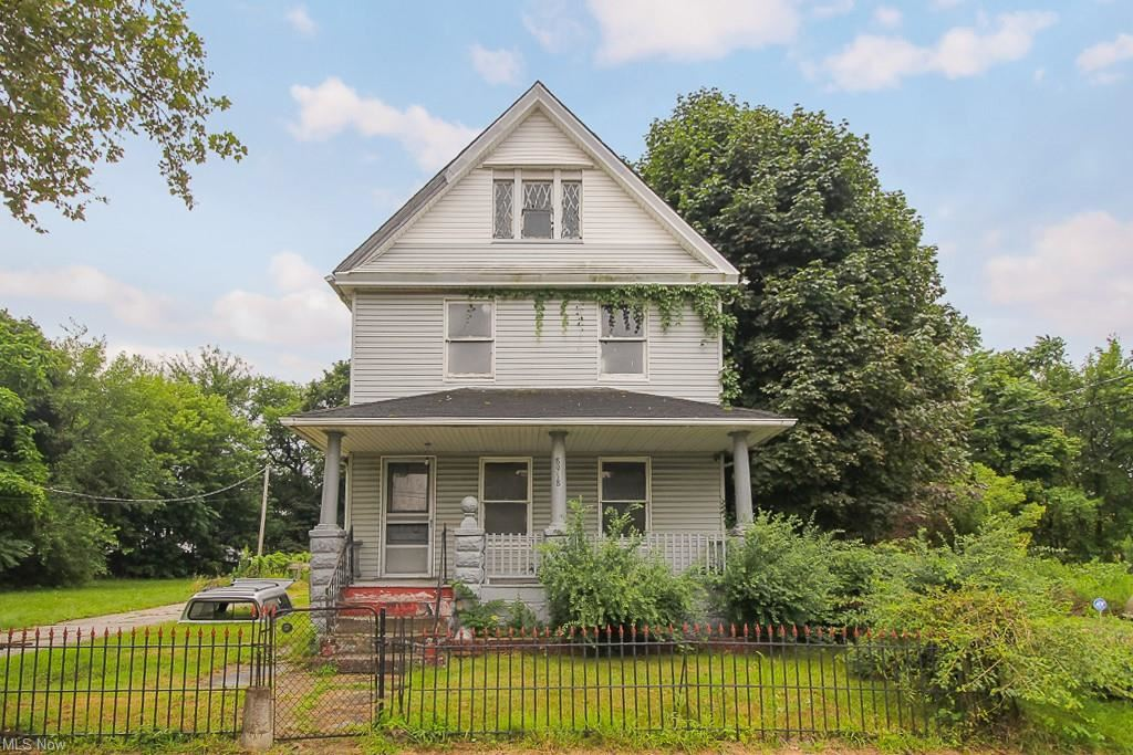 Photo of 8918 Folsom Avenue, Cleveland, OH 44104 (MLS # 4302371)