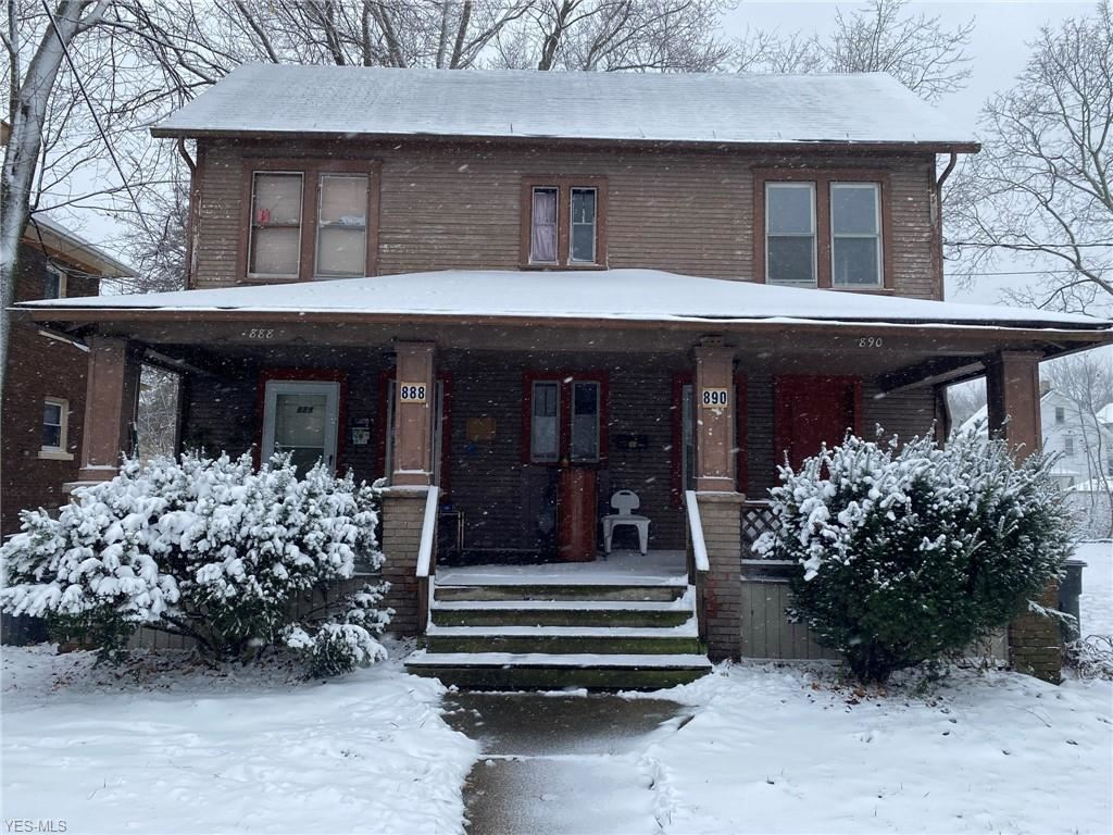 888-890 Peckham Street, Akron, OH 44320 - #: 4243372