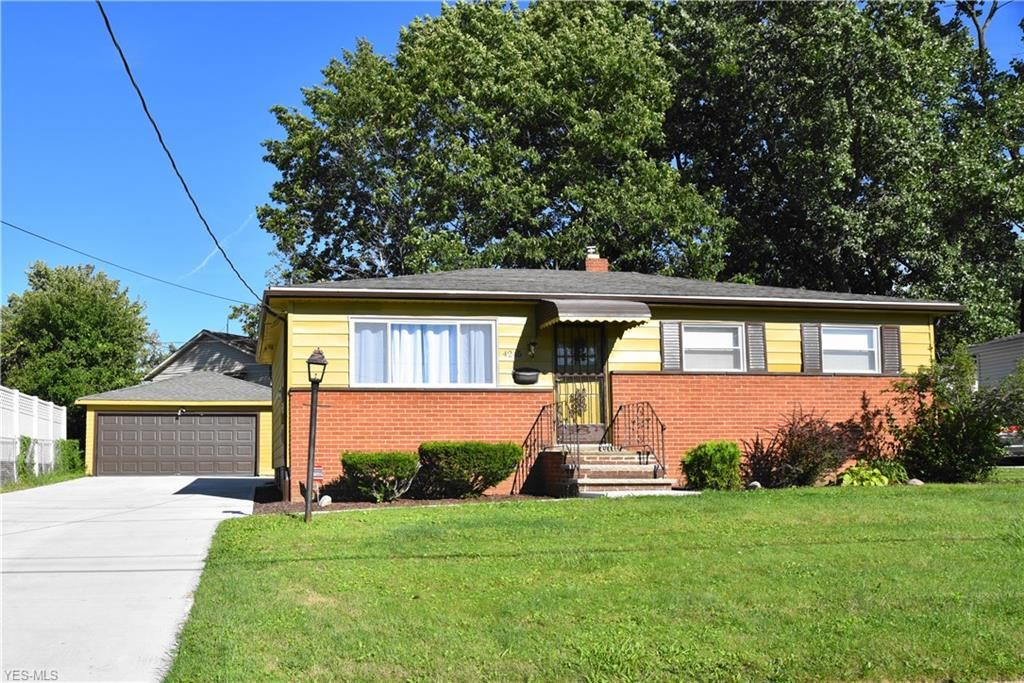 4245 E 176th Street, Cleveland, OH 44128 - MLS#: 4221373
