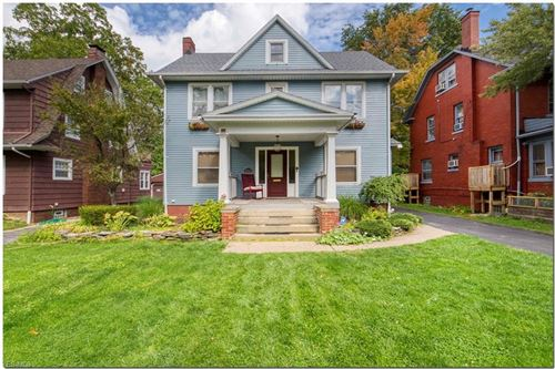 Photo of 3057 E Overlook Road, Cleveland Heights, OH 44118 (MLS # 4228378)