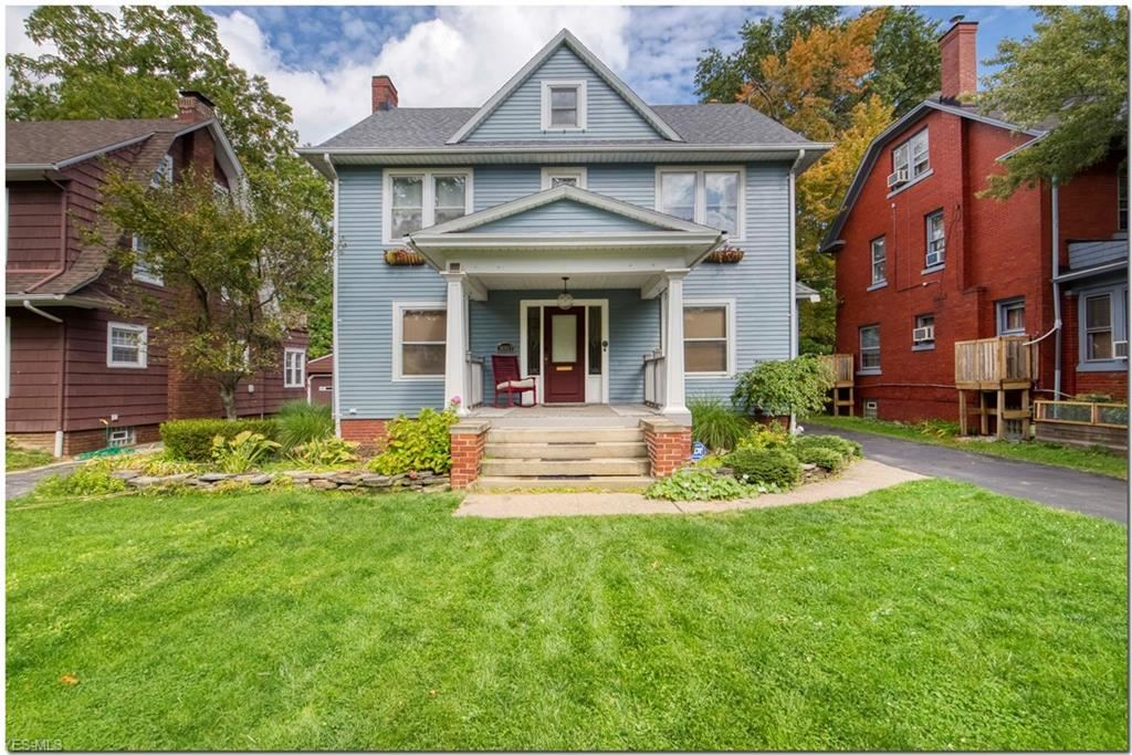 3057 E Overlook Road, Cleveland Heights, OH 44118 - #: 4228378