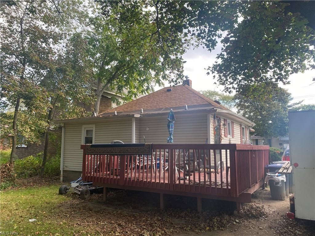 Photo of 608 Roscoe Avenue, Akron, OH 44306 (MLS # 4325385)