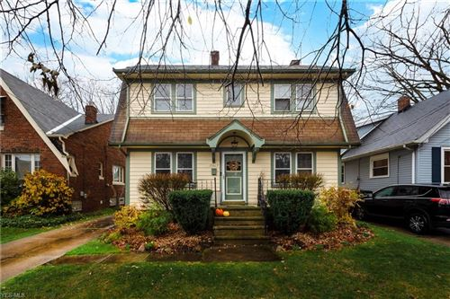 Photo of 15617 Greenway Road, Cleveland, OH 44111 (MLS # 4241391)