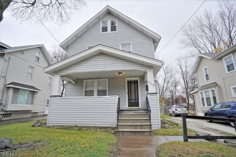 689 Thayer Street, Akron, OH 44310 - #: 4243418