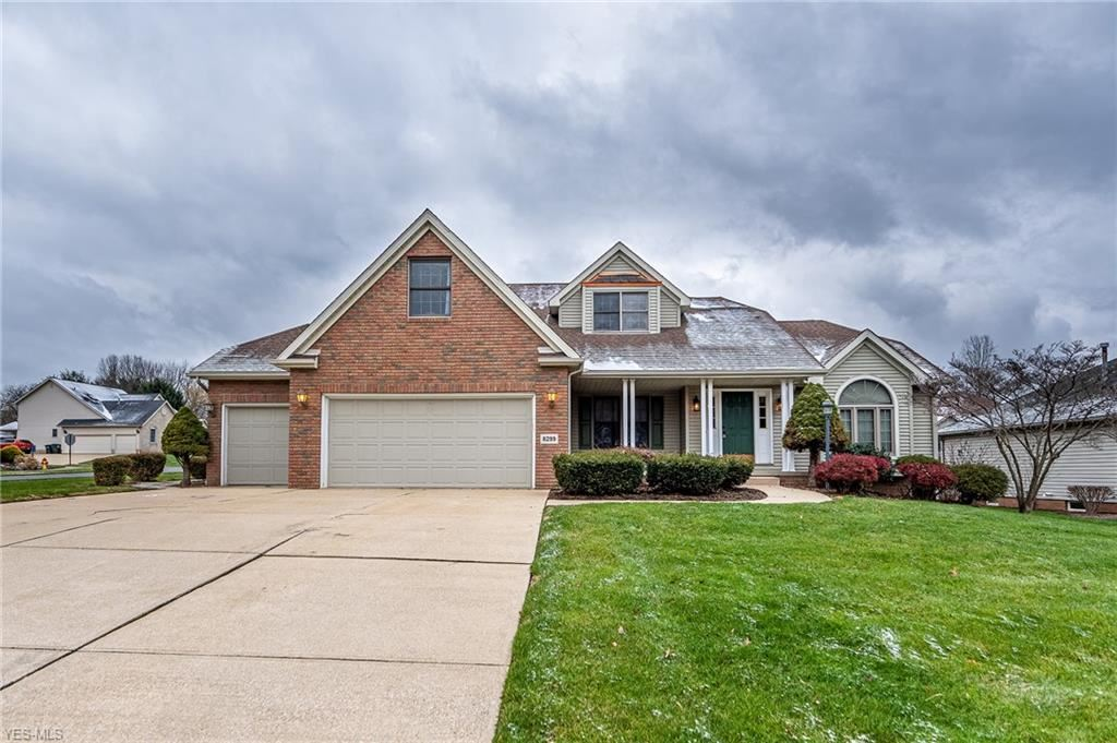 8299 Brooke Hollow Street NW, Massillon, OH 44646 - #: 4244419