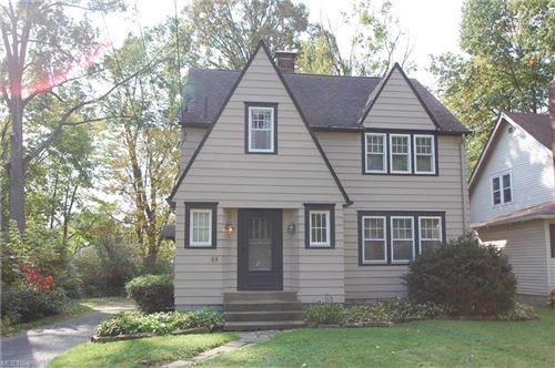 Photo of 65 Wildwood Drive, Youngstown, OH 44512 (MLS # 4325441)