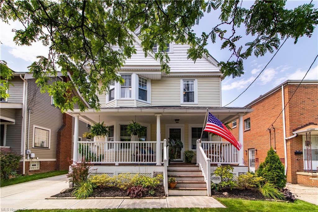 1544 Rockway Avenue, Lakewood, OH 44107 - #: 4303449