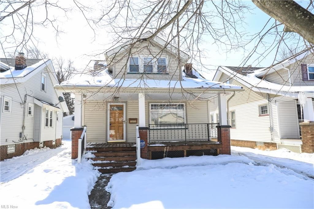 3605 Germaine Avenue, Cleveland, OH 44109 - #: 4257450