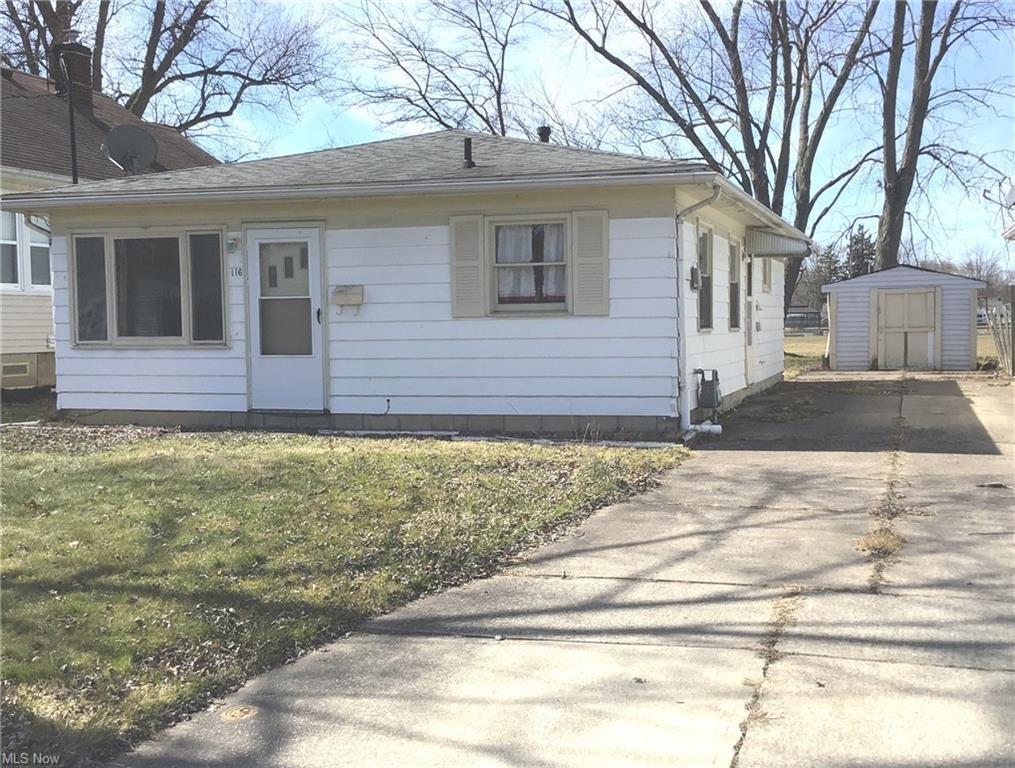 116 Euclid Street, Elyria, OH 44035 - #: 4262454
