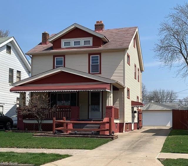 3753 W 134 Street, Cleveland, OH 44111 - #: 4268467