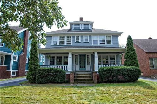 Photo of 3128-3130 East Derbyshire Road, Cleveland Heights, OH 44118 (MLS # 4317475)