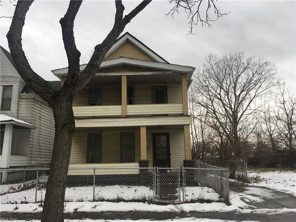 1542 E 47th Street, Cleveland, OH 44103 - #: 4249478