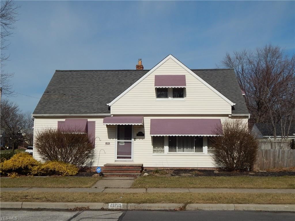 28705 Forest Road, Willowick, OH 44095 - #: 4165488