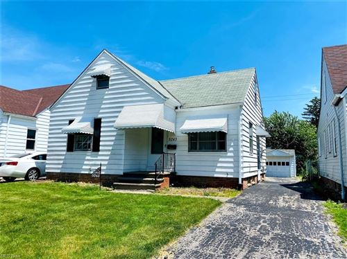 Photo of 5243 Arch Street, Maple Heights, OH 44137 (MLS # 4287501)