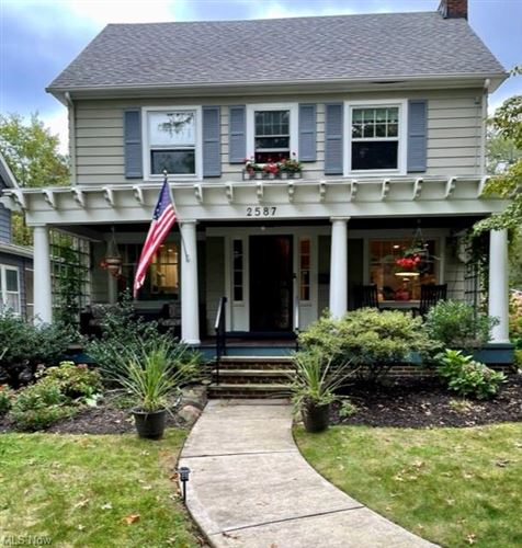 Photo of 2587 Ashton Road, Cleveland Heights, OH 44118 (MLS # 4327504)