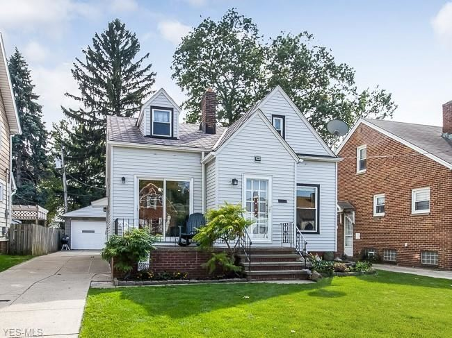 3317 Archmere Avenue, Cleveland, OH 44109 - #: 4230509