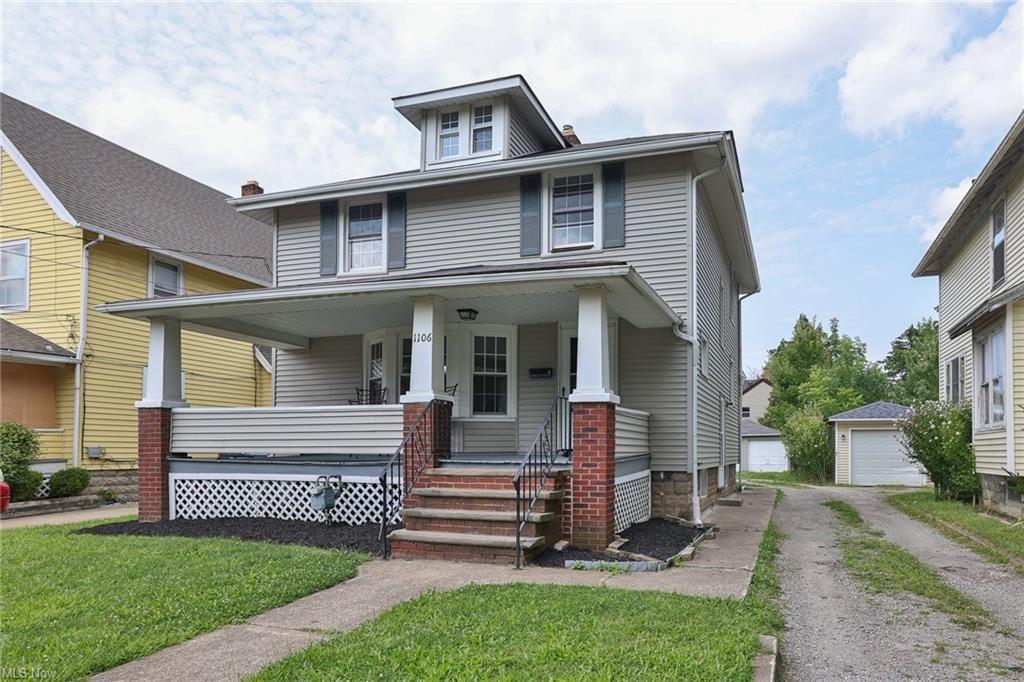 Photo of 1106 W 11th Street, Lorain, OH 44052 (MLS # 4303509)