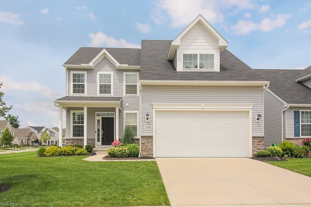 12724 Edgeview Lane, Strongsville, OH 44149 - #: 4301516