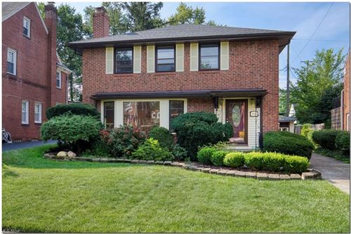 Photo of 3914 Tyndall Road, University Heights, OH 44118 (MLS # 4285520)