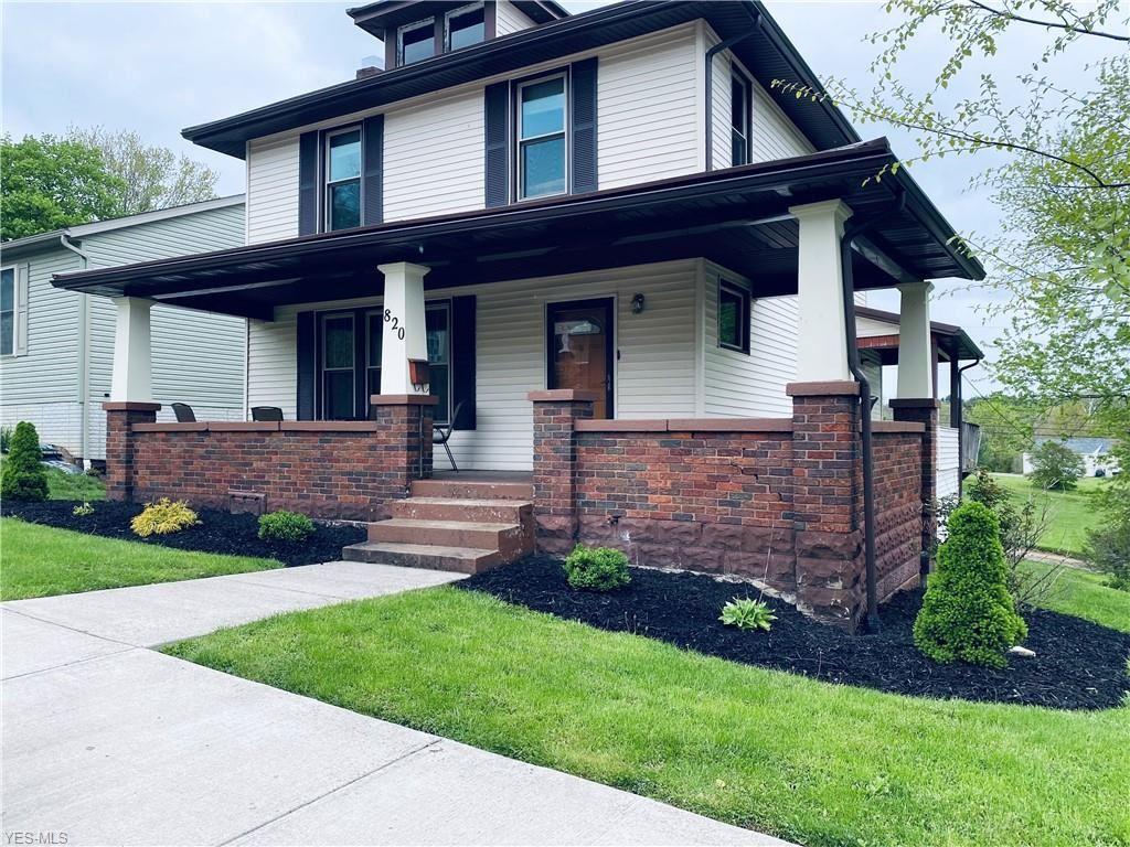 820 N 8th Street, Cambridge, OH 43725 - MLS#: 4188538
