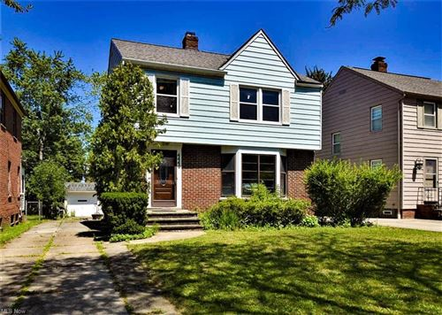 Photo of 4449 Silsby Road, University Heights, OH 44118 (MLS # 4305556)