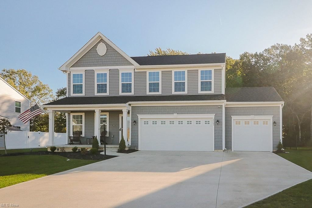 4963 Clifton Mill Drive, North Ridgeville, OH 44039 - #: 4326581