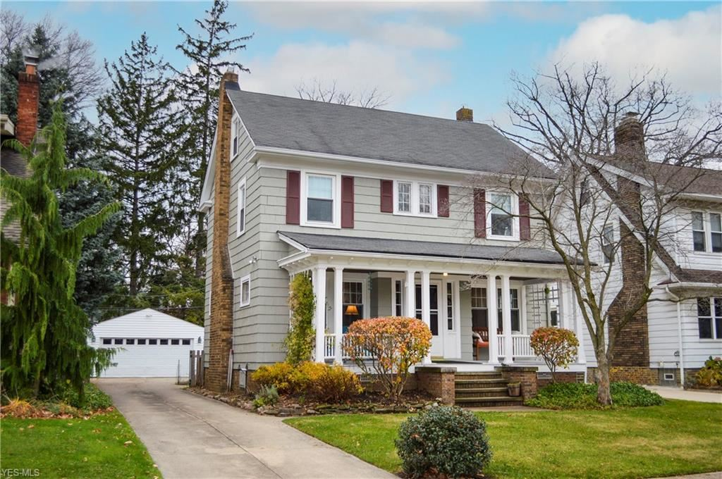 2206 Kerrwood Road, Cleveland Heights, OH 44118 - #: 4242582