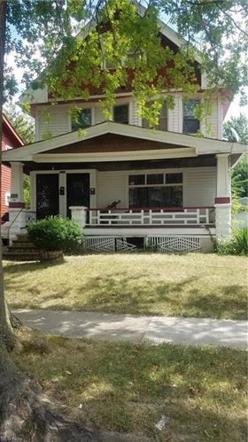 Photo of 3587 E 108th Street, Cleveland, OH 44105 (MLS # 4256584)