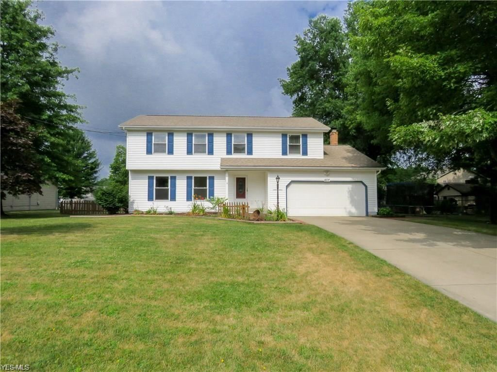 607 Wyndclift Circle, Youngstown, OH 44515 - #: 4239585