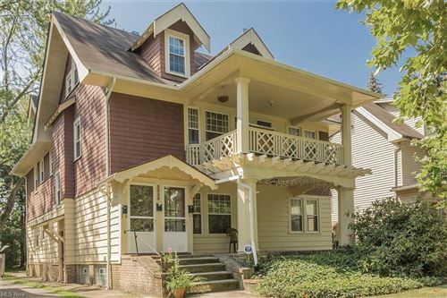 Photo of 3320 Ormond Road, Cleveland Heights, OH 44118 (MLS # 4316586)