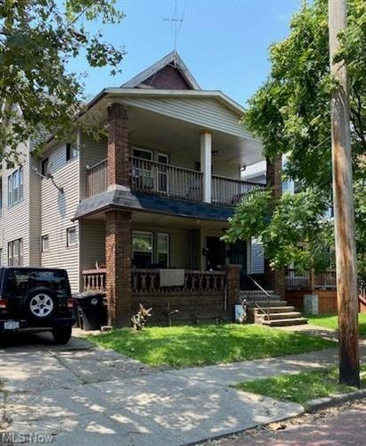 Photo of 2902 E 119th Street, Cleveland, OH 44120 (MLS # 4302589)