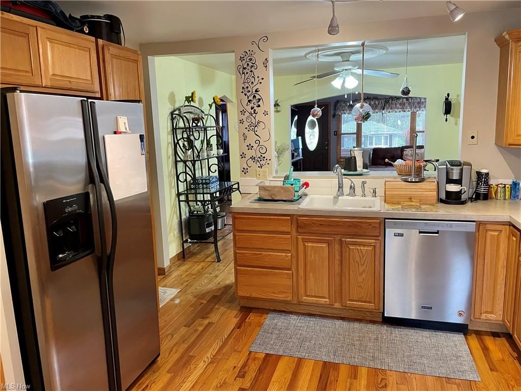 Photo of 614 Stanley Road, Akron, OH 44312 (MLS # 4327625)