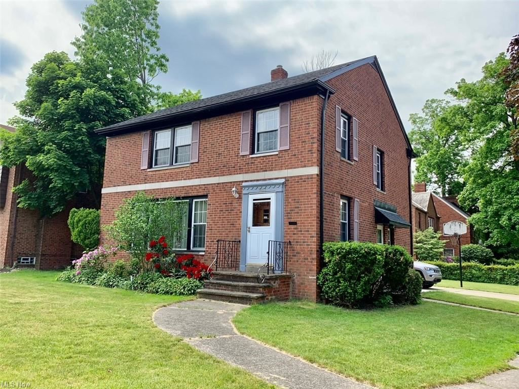 3808 Hillbrook Road, University Heights, OH 44118 - #: 4282628