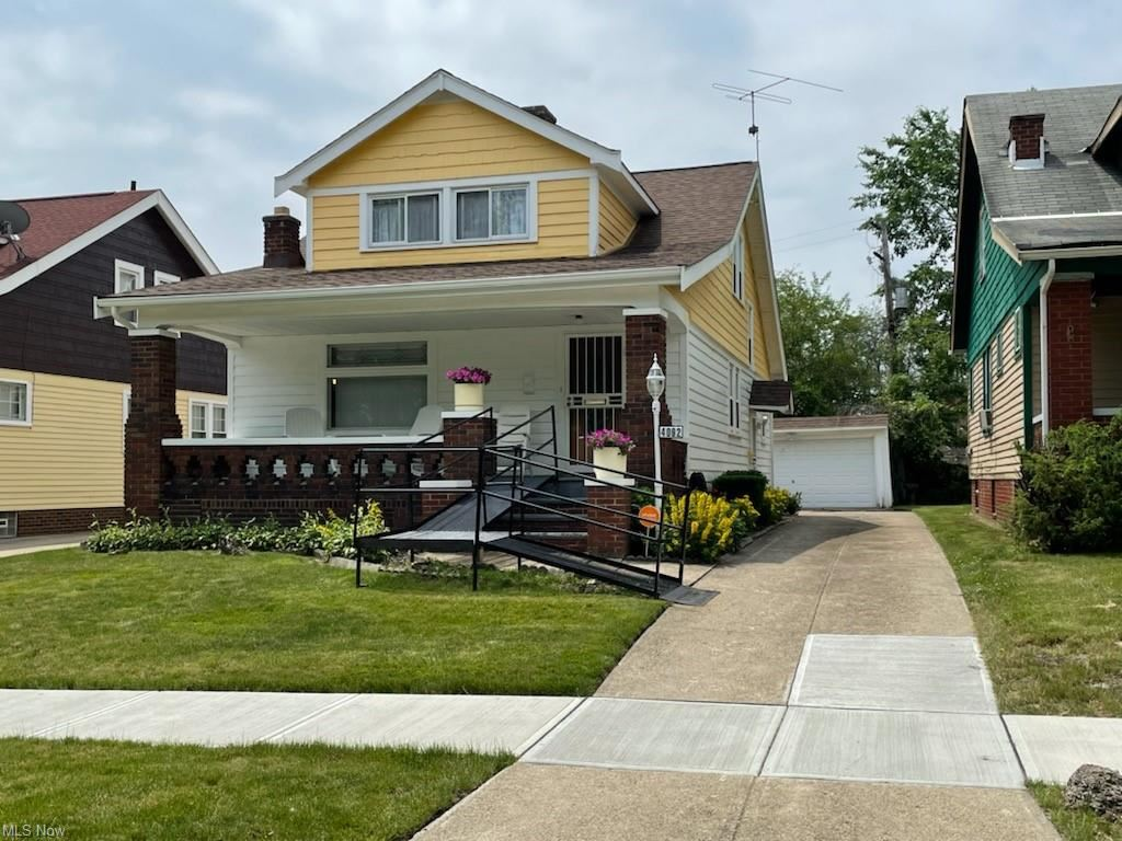 4092 E 155th Street, Cleveland, OH 44128 - #: 4297635